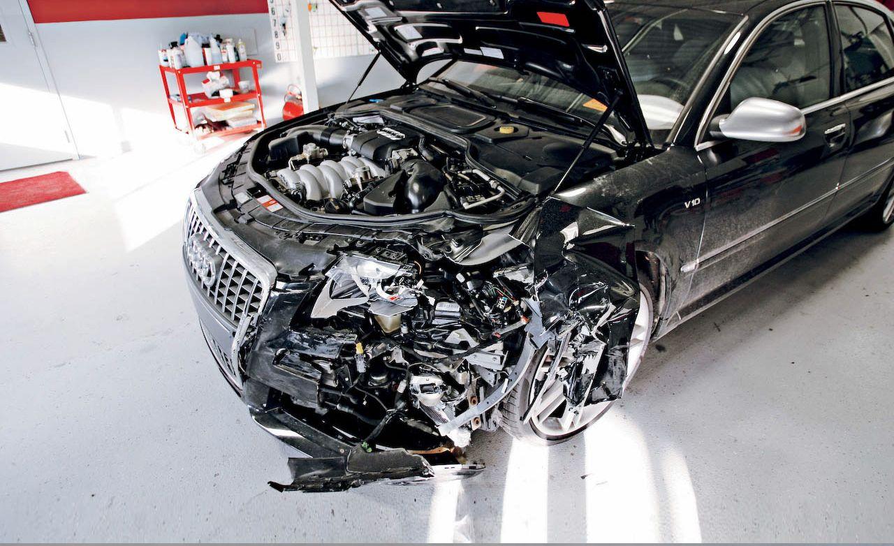 2007 Audi S8