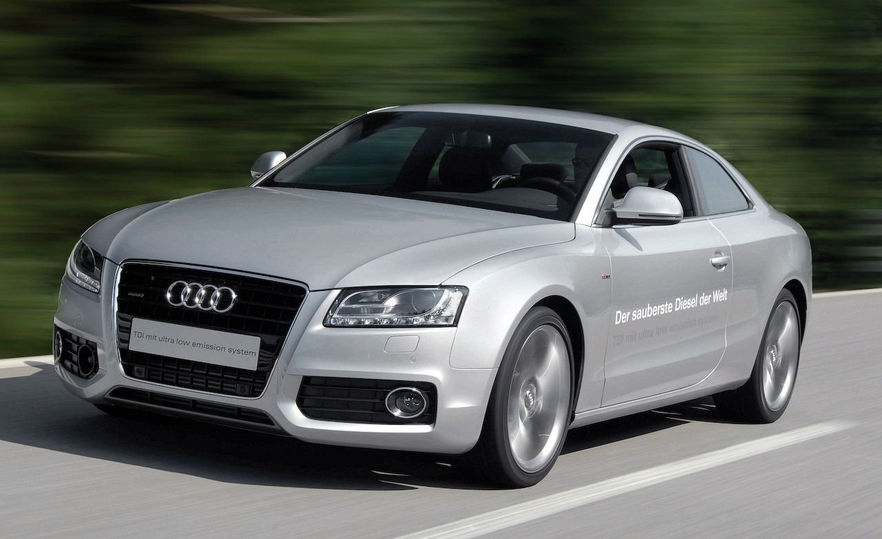 2008 audi a5 3 0 tdi quattro diesel road test review car and driver