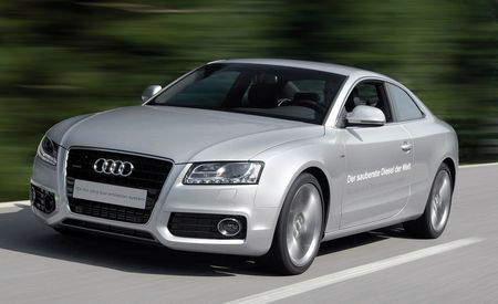 2008 Audi A5 3.0 TDI Quattro Diesel