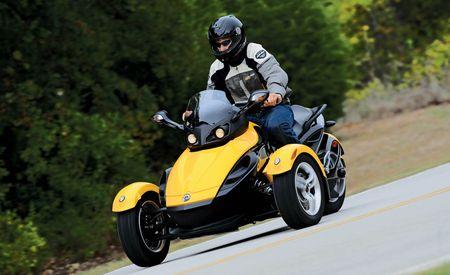 2008 BRP Can-Am Spyder Roadster
