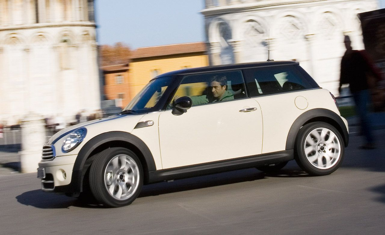 2008 Mini Cooper D Diesel