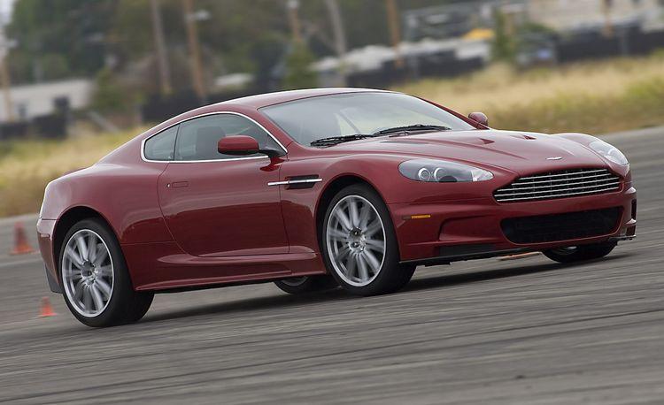 2009 Aston Martin DBS Automatic