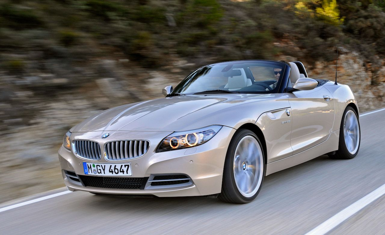 2009 Bmw Z4 Sdrive35i Review Car And Driver Autos Post