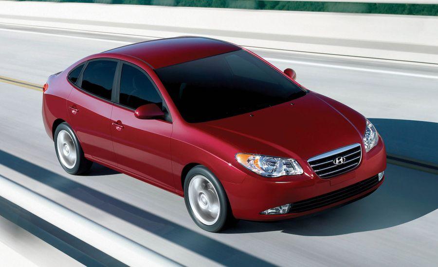 2009 Hyundai Elantra / Elantra Touring