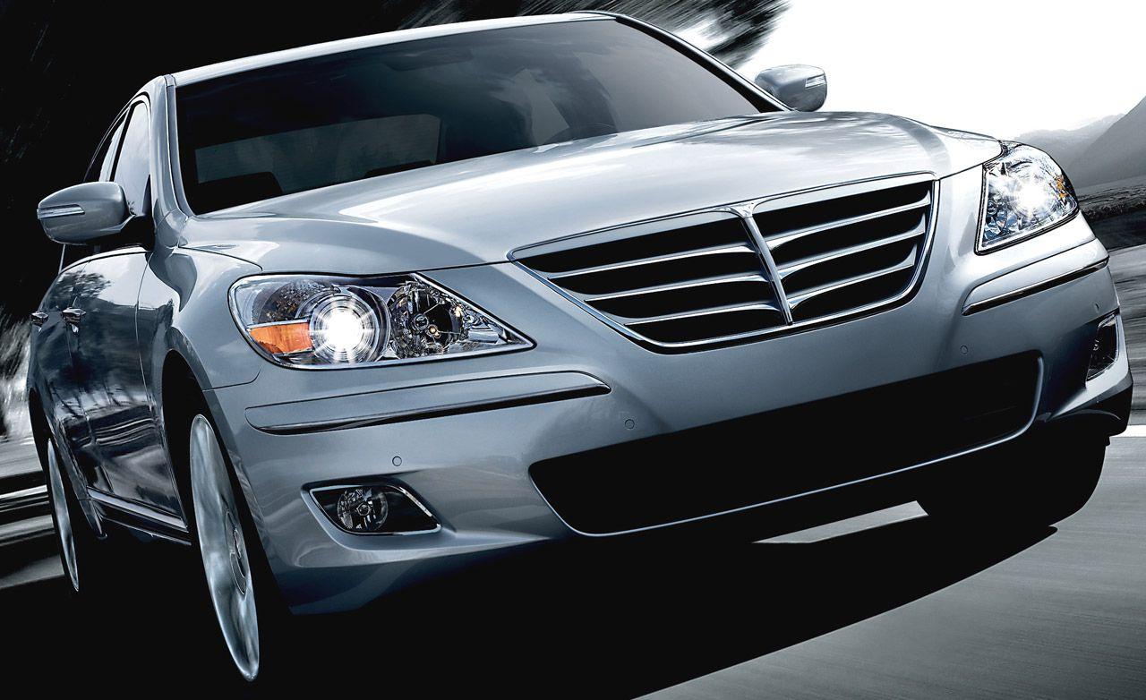 2009 Hyundai Genesis 3.8