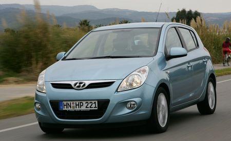 2009 Hyundai i20