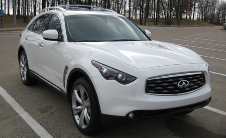 2012 Infiniti Fx35 Fx50 Photos And Info Ndash News Ndash Car