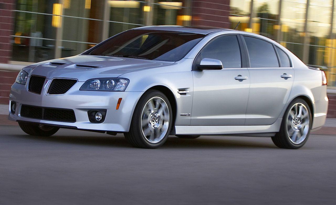 2009 Pontiac G8 GXP – In...
