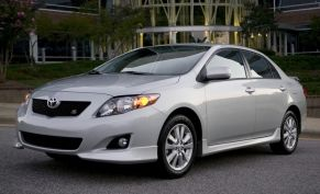 2009 Toyota Corolla Drive Line Review