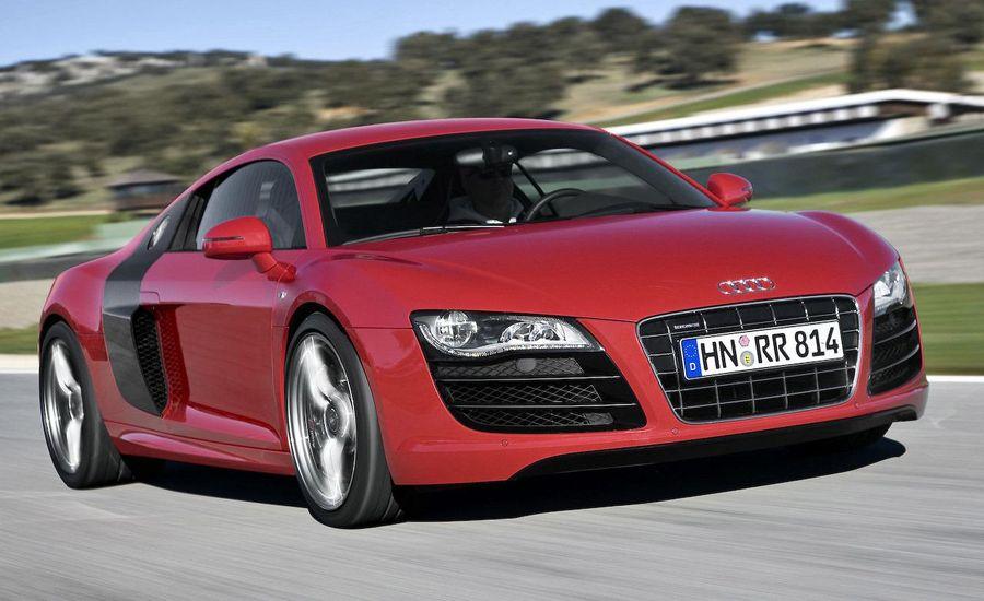 Audi R V FSI Quattro Review Car And Driver - Audi r8 specs