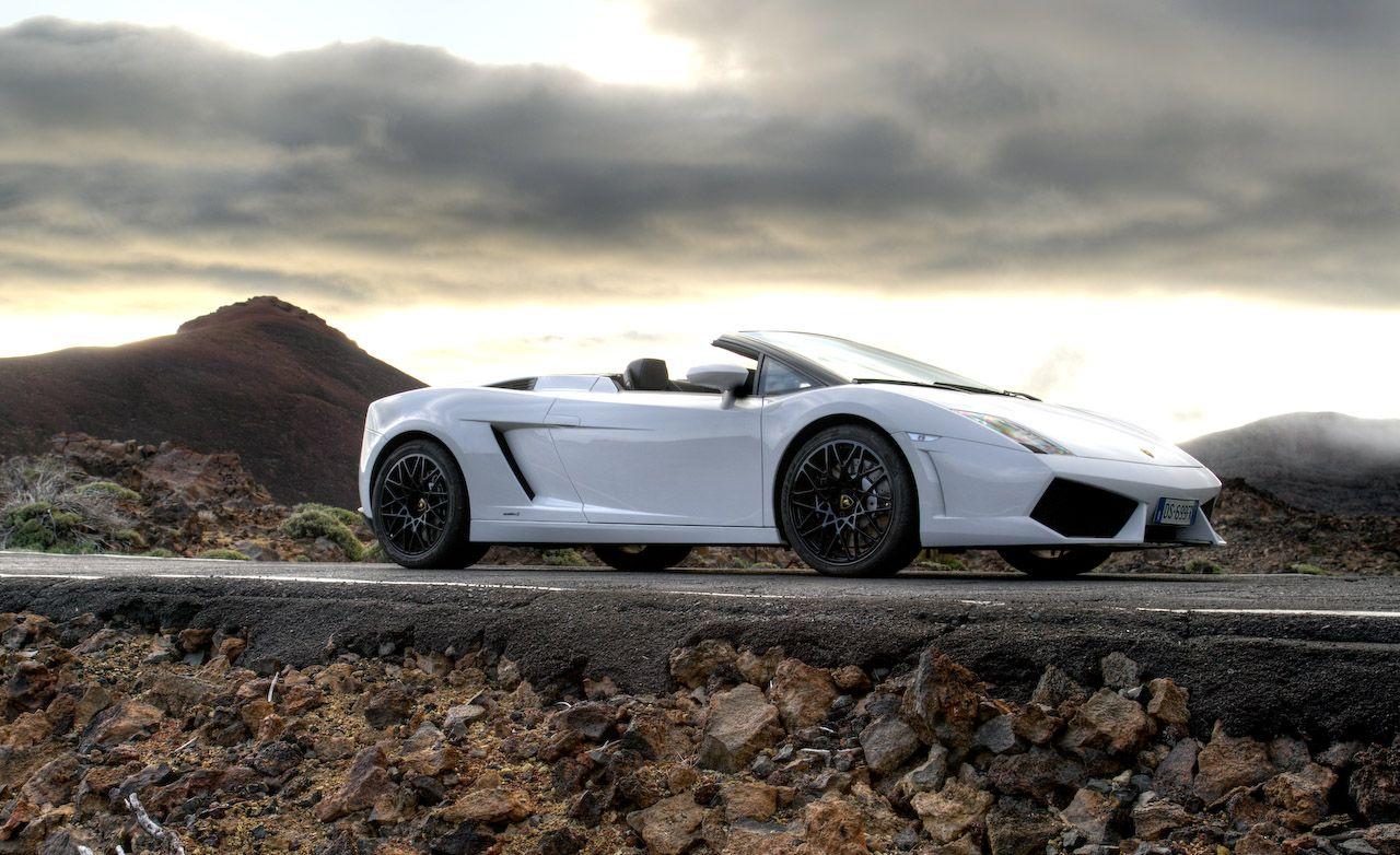 2010 Lamborghini Gallardo LP5604 Spyder  Review  Car and Driver