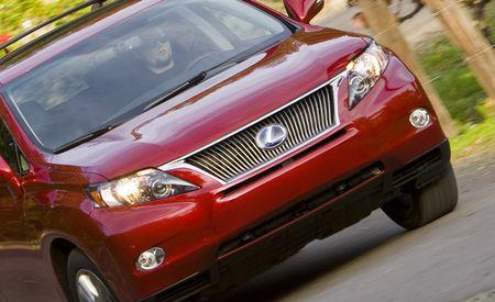 2010 Lexus RX350 / RX450h