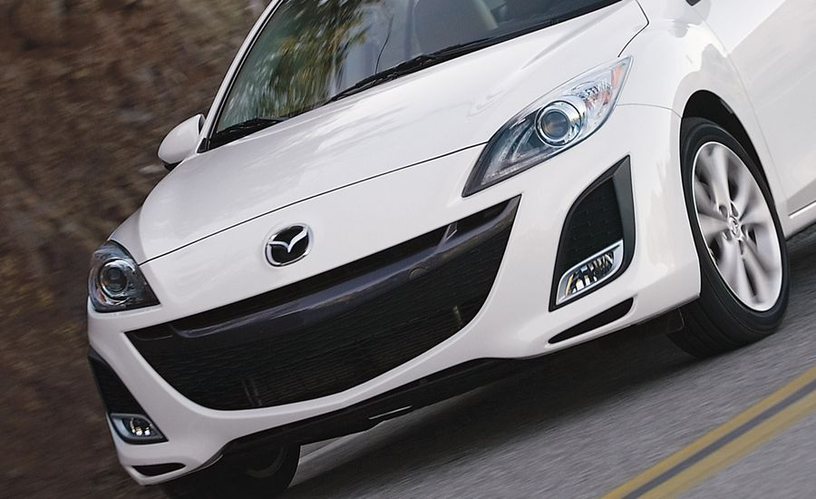 2010 Mazda 3 s Grand Touring