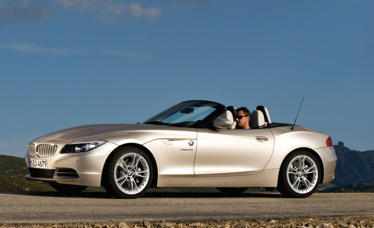 2009 bmw z4 roadster. Black Bedroom Furniture Sets. Home Design Ideas