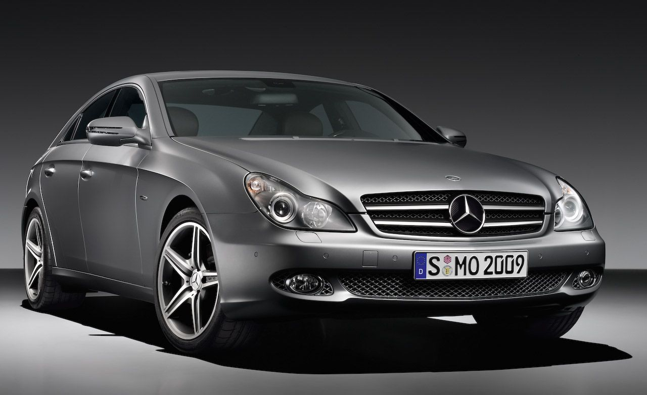 Dodge Ram Build And Price >> 2009 Mercedes-Benz CLS550 Grand Edition