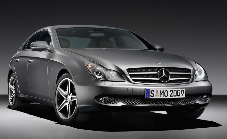2009 mercedes benz cls550 grand edition car news news car and driver. Black Bedroom Furniture Sets. Home Design Ideas