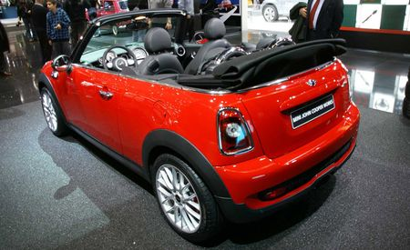 2009 Mini Cooper John Cooper Works Convertible