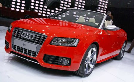 2010 Audi A5 / S5 Cabriolet