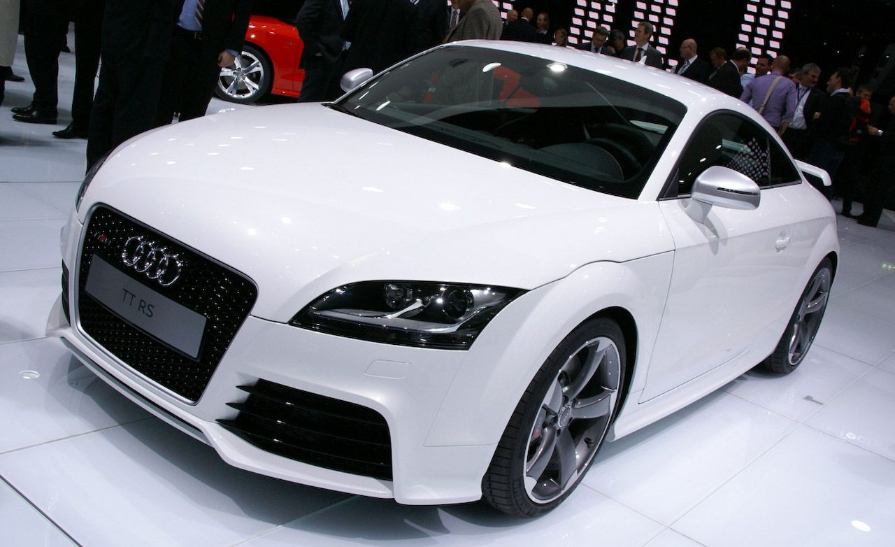2010 Audi TT RS Coupe | Review | Car and Driver