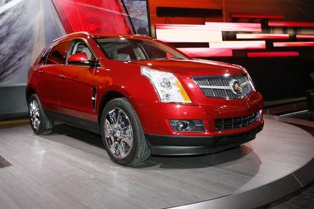 2010 Cadillac Srx 3 0 V6 Awd