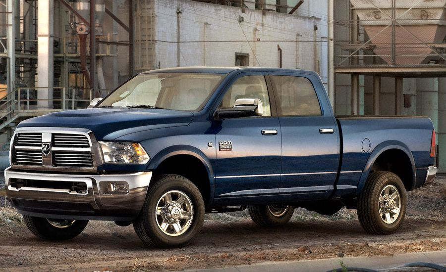 2010 Dodge Ram Heavy Duty 2500 / 3500