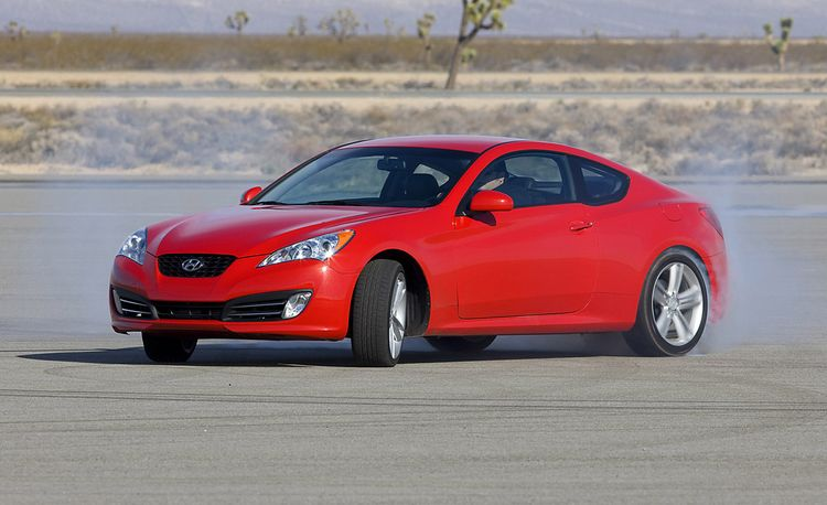 2010 Hyundai Genesis Coupe Pricing, R-Spec Details Announced