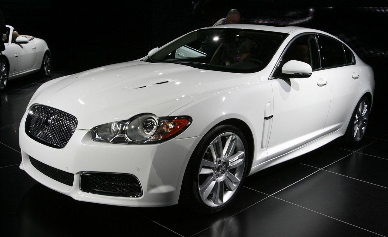 2010 Jaguar XF / XFR
