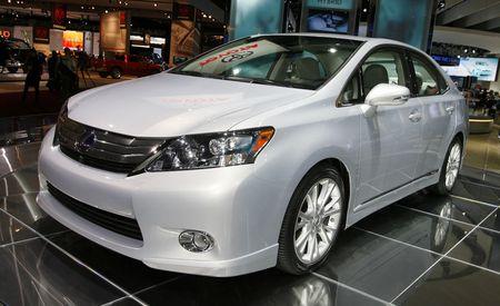 2010 Lexus HS250h Hybrid
