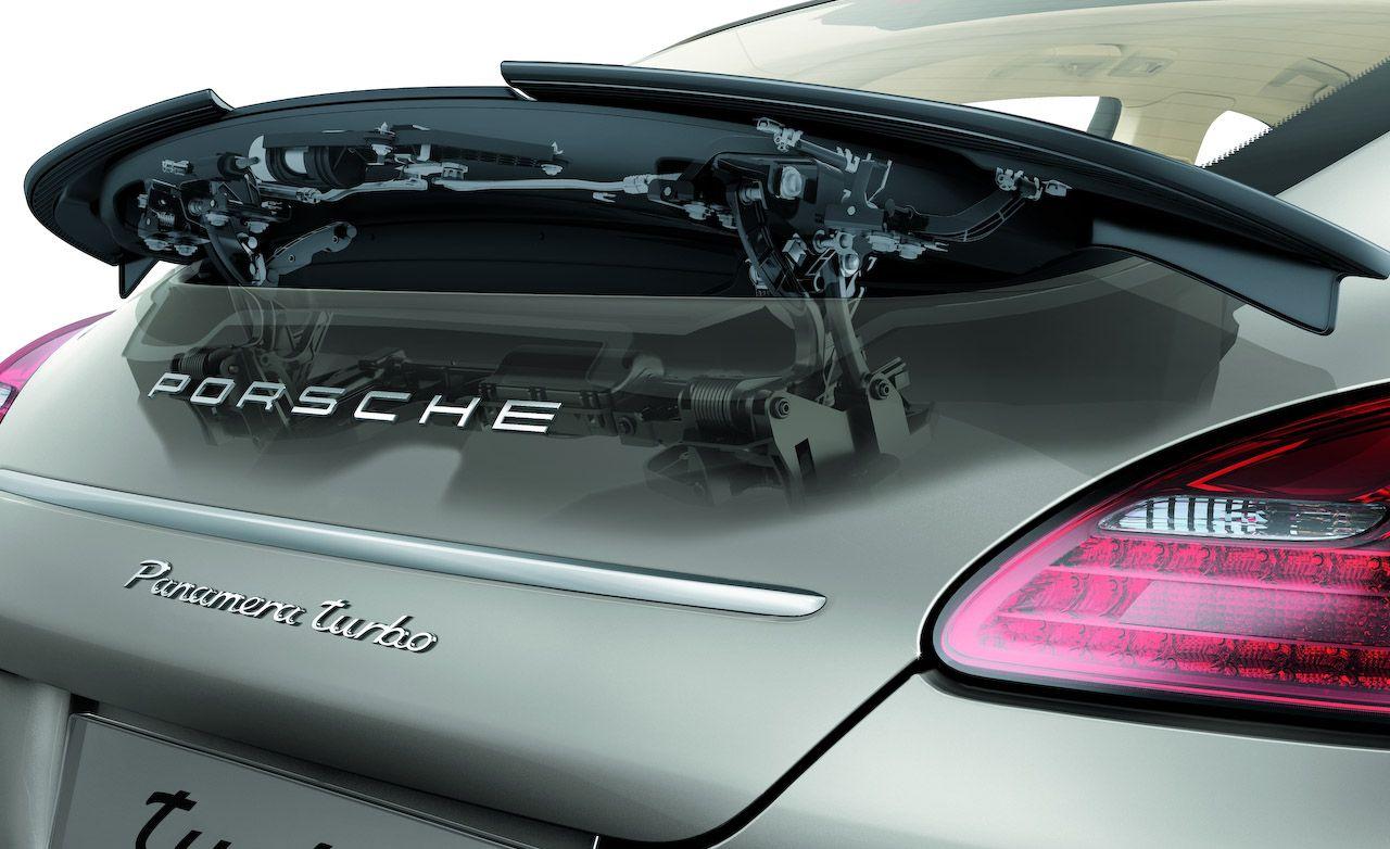 2010 Porsche Panamera: In-Depth Look at Key Technologies