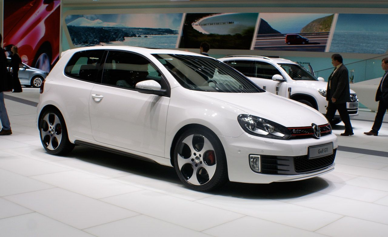 Volkswagen Golf Gti Reviews Price Photos And Specs Car Driver