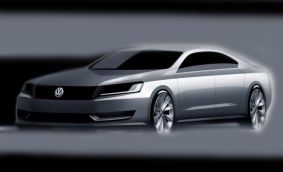 2011 / 2012 VW Passat Replacement / New Mid-Size Sedan (NMS)