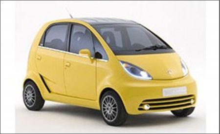 2011 Tata Nano Europa