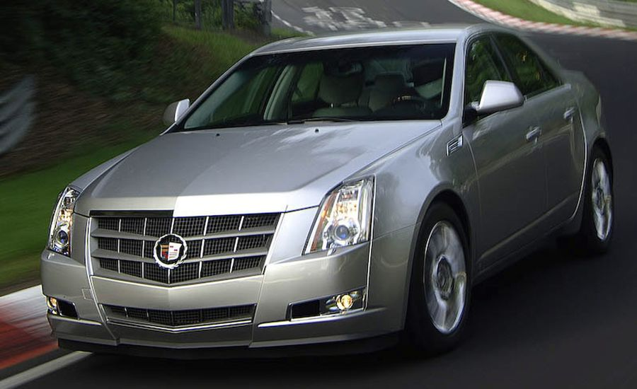 Cadillac CTS To Offer Mobile Internet