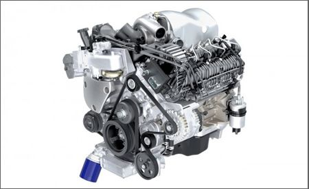GM Shelves Small Duramax Diesel V-8