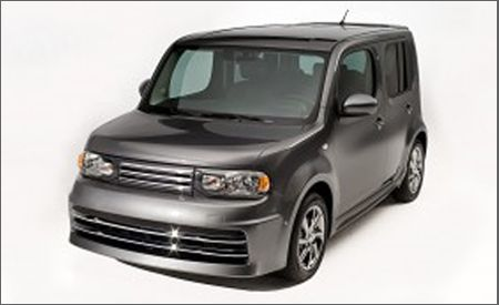 Nissan Announces 2009 Cube Pricing and Upscale Cube Kr?m