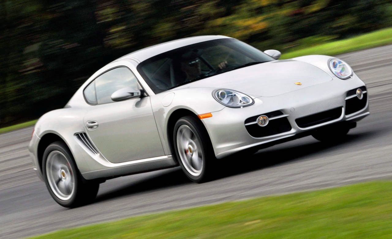 2008 10best cars 10best cars page 2 car and driver - 2009 Porsche Boxster And Cayman 2009 10best Cars Sports Car