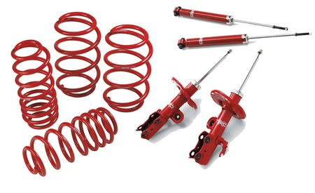Scion xB TRD Performance Springs and Shocks
