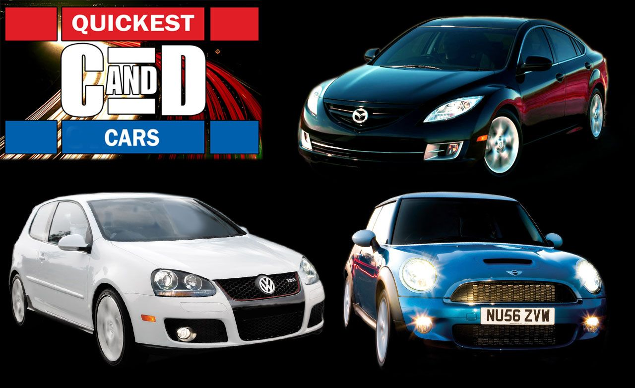 The quickest cars of 2009 20 000 to 25 000 feature car and driver