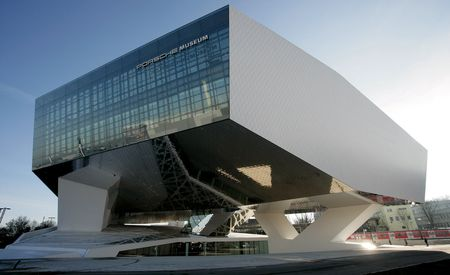 Visiting the New Porsche Museum
