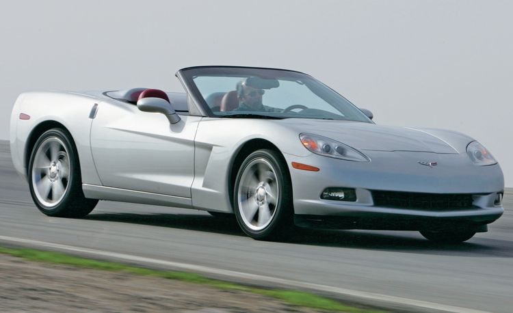 Certified Pre-Owned: C6 Chevrolet Corvette