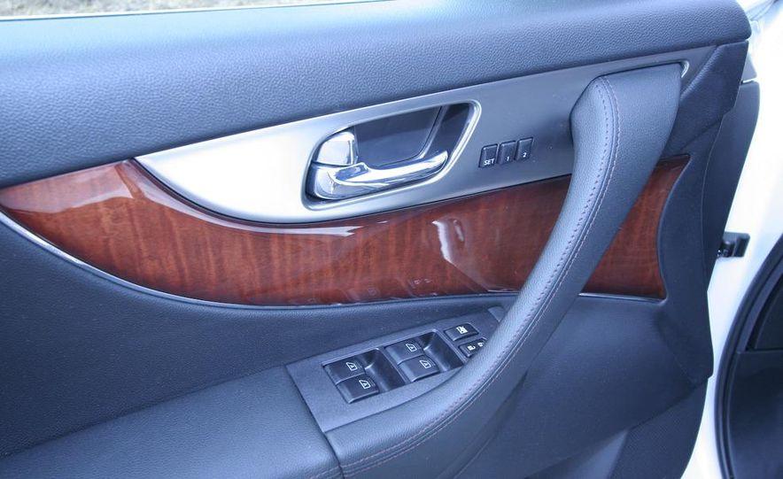 2009 Infiniti FX50S - Slide 65