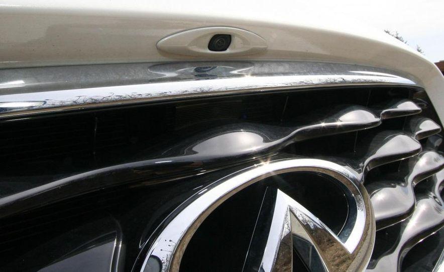 2009 Infiniti FX50S - Slide 61