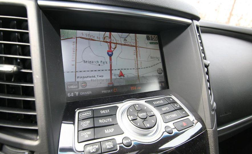 2009 Infiniti FX50S - Slide 80