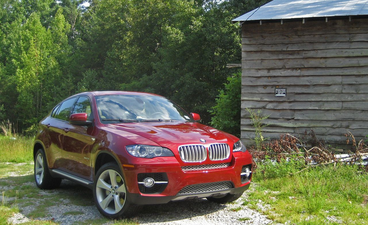 2010 Bmw Activehybrid X6 X6 Hybrid Review Car And Driver