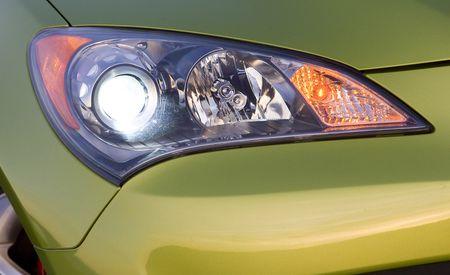 2010 Hyundai Genesis Coupe 3.8 V6