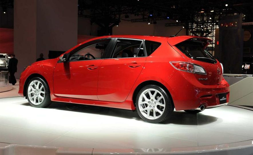 2010 Mazdaspeed 3 - Slide 1