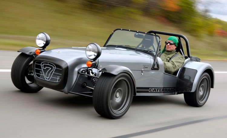 2008 Caterham 7 Superlight R400