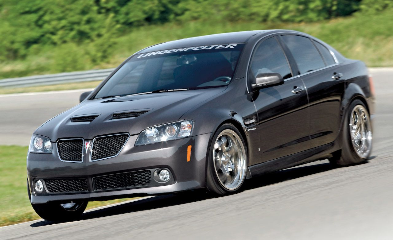 2008 lingenfelter supercharged pontiac g8 specialty file reviews car and driver