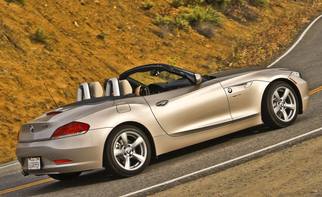 2009 bmw z4 sdrive30i – review – car and driver