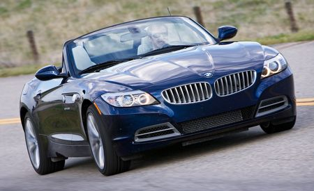 2009 BMW Z4 sDrive35i Manual